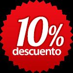 10-descuento