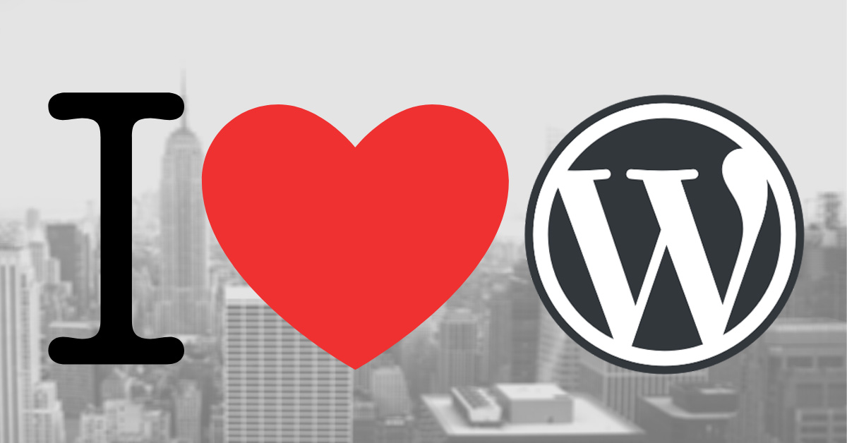 Nos encanta el WordPress hosting