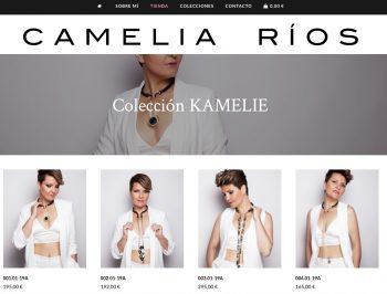 Captura de pantalla de página web