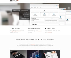 Plantillas multiusos de ThemeForest: Enfold