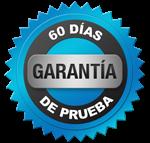 Garantía de 60 días