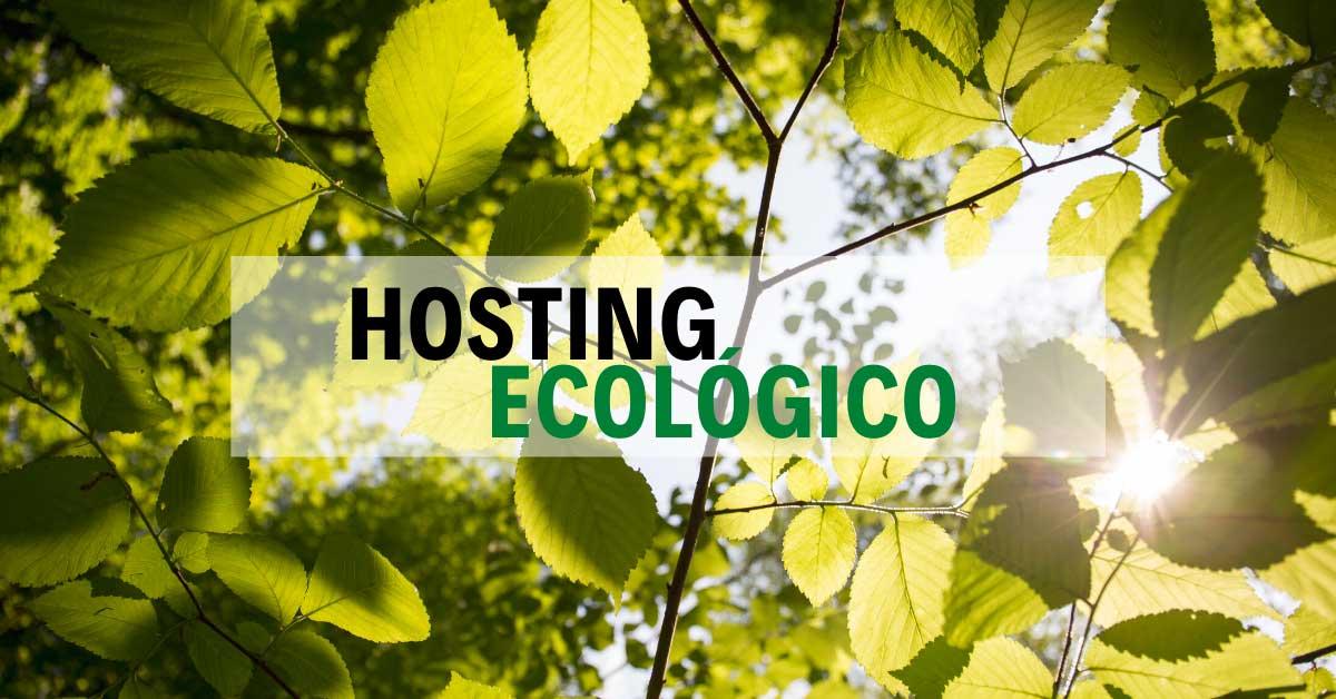 Hosting Ecológico