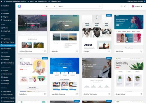 WordPress Personalizado